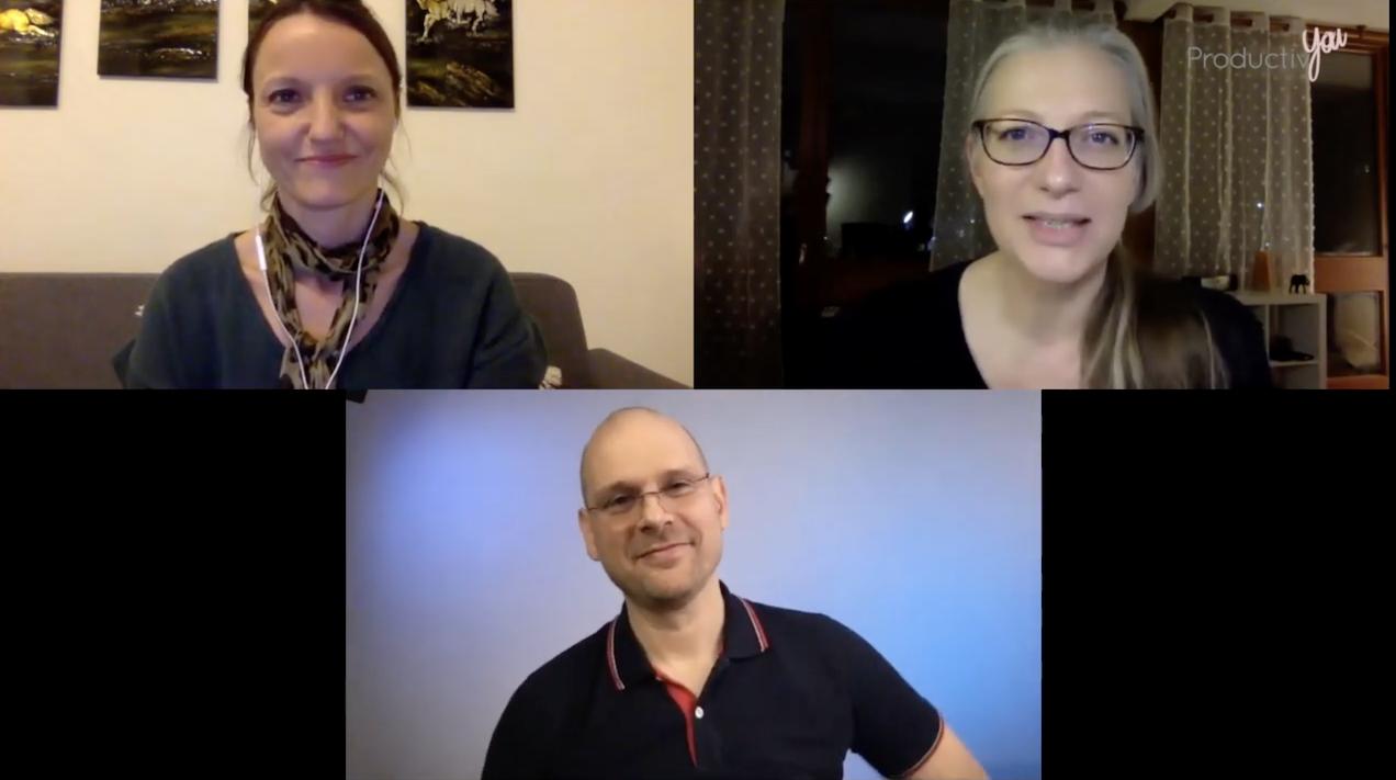 Interview : l'agilité dans les classes 1ère et BTS pro