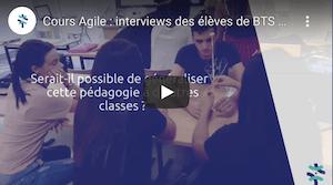 témoignage vidéo élèves